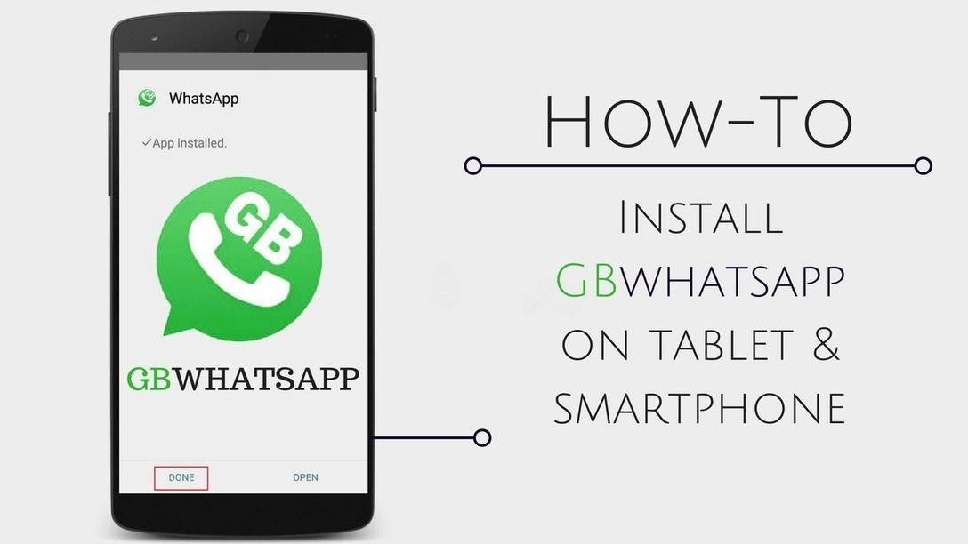 Download GB Whatsapp Latest Version 5.70 Installation with