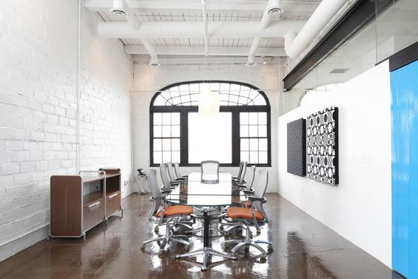 creative agency office. Mono Ad Agency Office Design - KEEP A CONFERENCE ROOM PRIVATE Creative