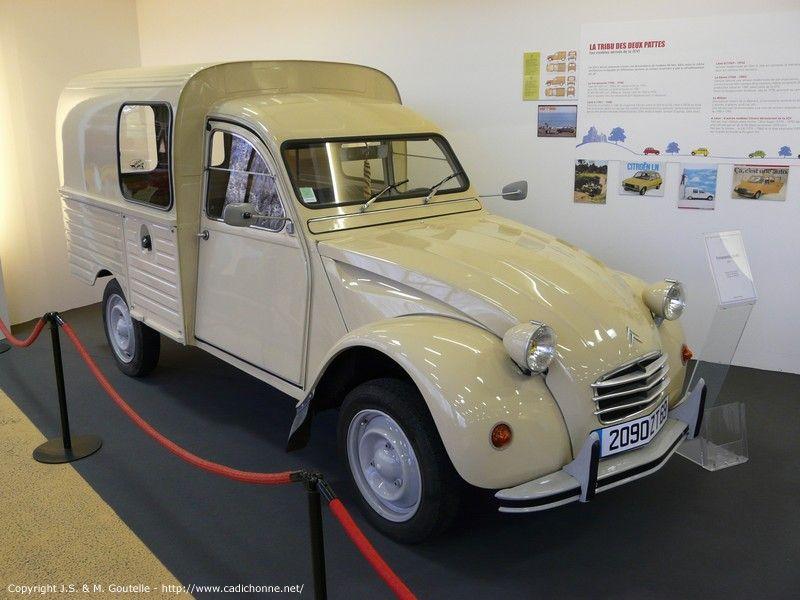 2cv camionnette ak400