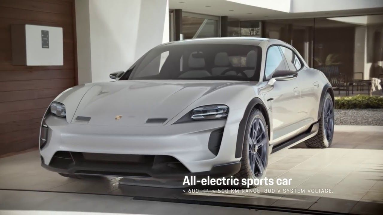 Porsche Upcoming New Electric Sport And Macan Turbo Exclusive Auto