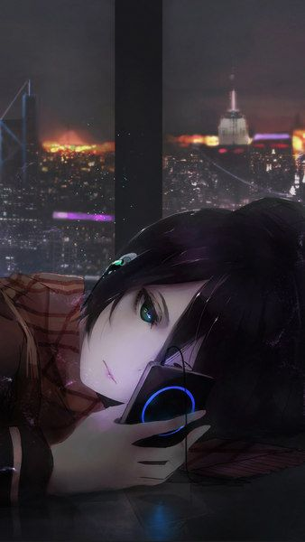 Alone Sad Anime Anime Boy Wallpaper 4k