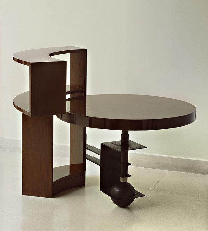 Les Plus Belles Pieces De La Tefaf New York 2017 Pierre Chareau Bookcase Table Circa 1930 Vallois Meubles Art Deco Mobilier Art Deco Style Art Deco