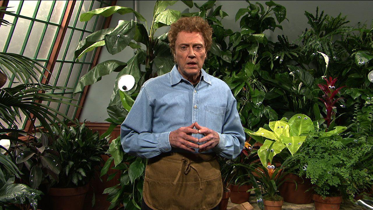 Saturday Night Live Googly Eyes Gardener Video Nbc Com