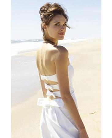 Nicole Miller Fu Off Recycled Bride Dress Ideas