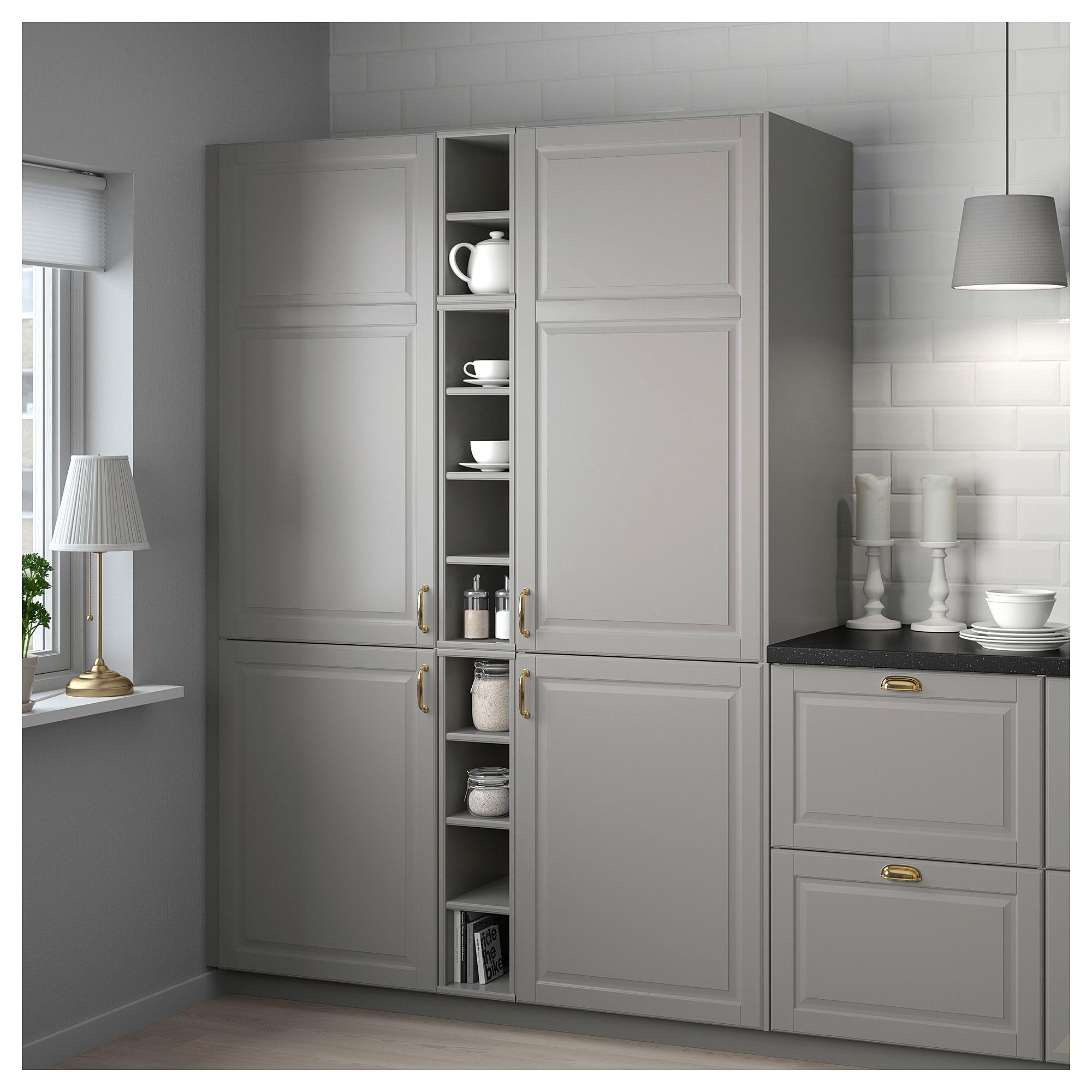 Tornviken Regal Grau Ikea Osterreich Open Cabinets Kitchen Pantry Cabinet Ikea Grey Kitchen Designs