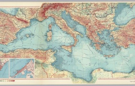 Mediterranean Sea On World Map Picture Hd | Mediterranean Sea ...