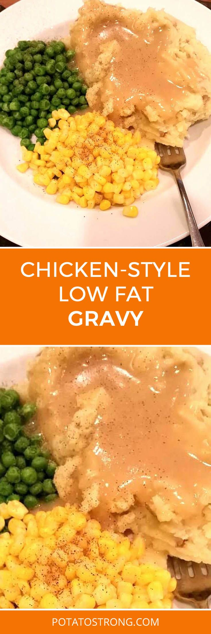 Chicken Style Low Fat Gravy Meals Gravy Vegan Gravy Potato Gravy
