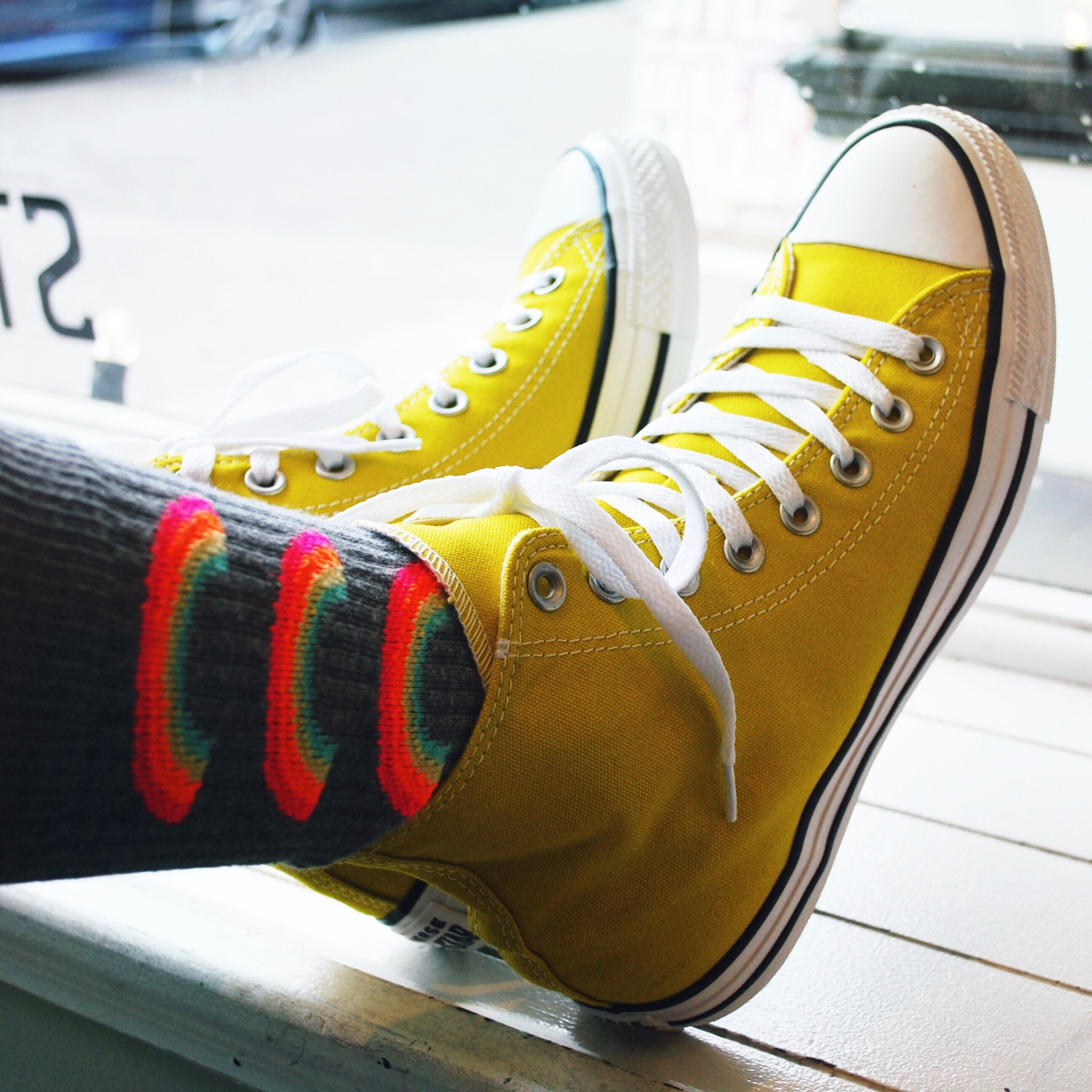 bf10c7ec07aeae Converse Chuck Taylor All Star Hi Top Bold Citron in 2019