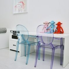 Superb Purple Ghost Chair   Google Search