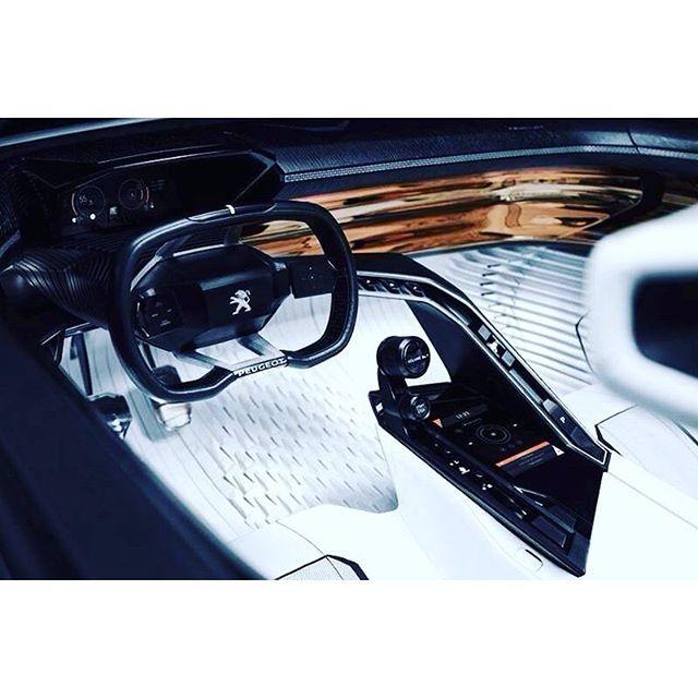 Something we liked from Instagram! Концептуальный автомобиль Peugeot Fractal с интерьером напечатанном с помощью 3D-принтера  #3D #3dprinting #3dprinter #3dprint  #Tech #innovation #Technology #Изобретения  #OtherTech by 3dprintexpo2015 check us out: http://bit.ly/1KyLetq