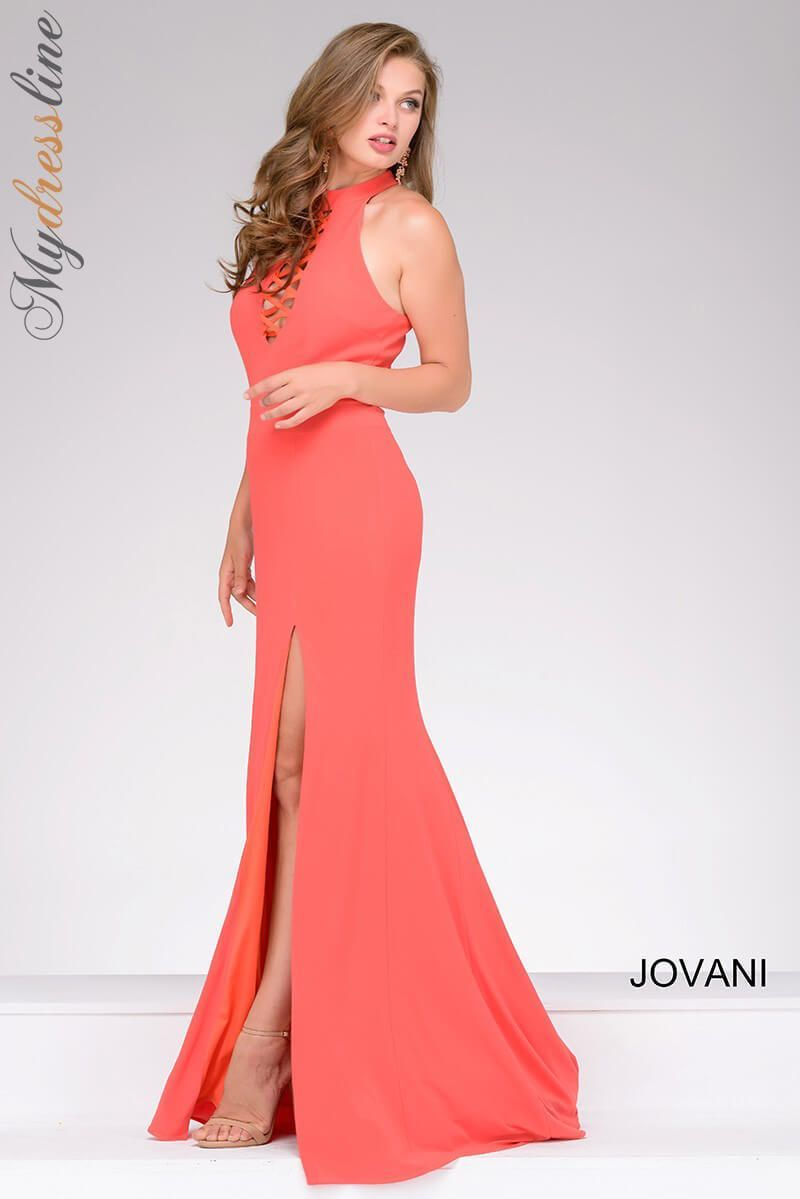 ebb1dd0d89 Jovani 48380 Evening Dress ~Lowest Price Guaranteed~ Authentic Formal Gown