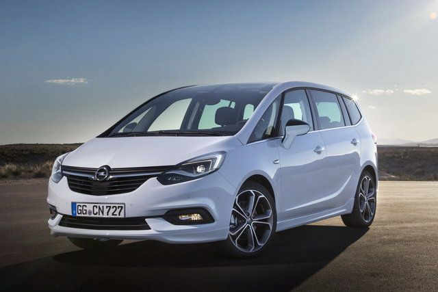 Opel Zafira Nuovo Look E Nuovi Contenuti Auto Nuove Nuovi Look Motori