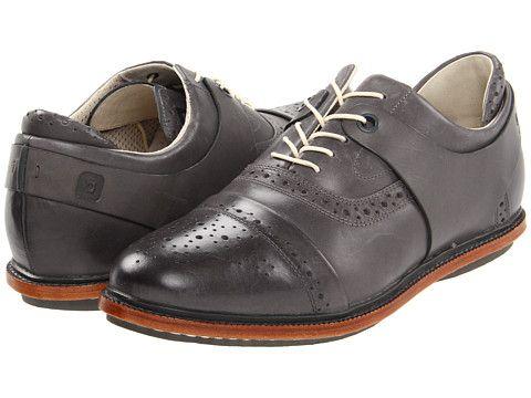 Tsubo Mens Wexler II Black - Oxfords