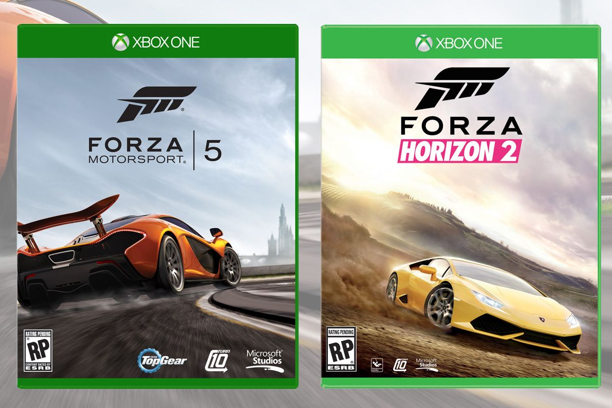 You have an xbox one and are itching to get your hands on a good racing
