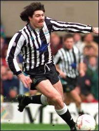 Micky Quinn He Ate All The Pies Newcastle United Football Retro Football Newcastle United