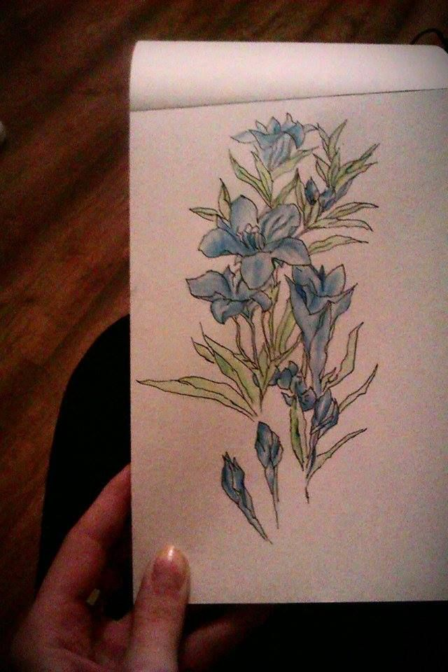 #Drawing #Flowers