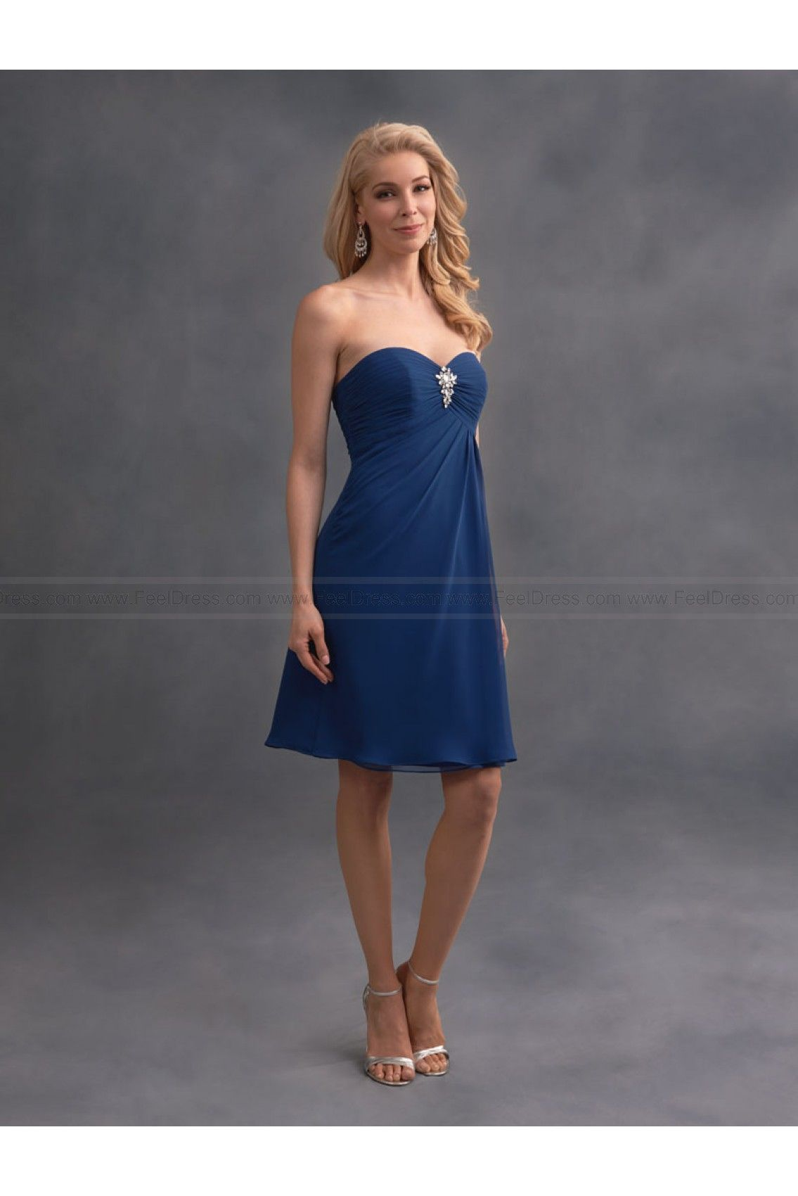 Alfred angelo bridesmaid dress style 7400s new alfred angelo alfred angelo bridesmaid dress style 7400s new strapless ombrellifo Image collections
