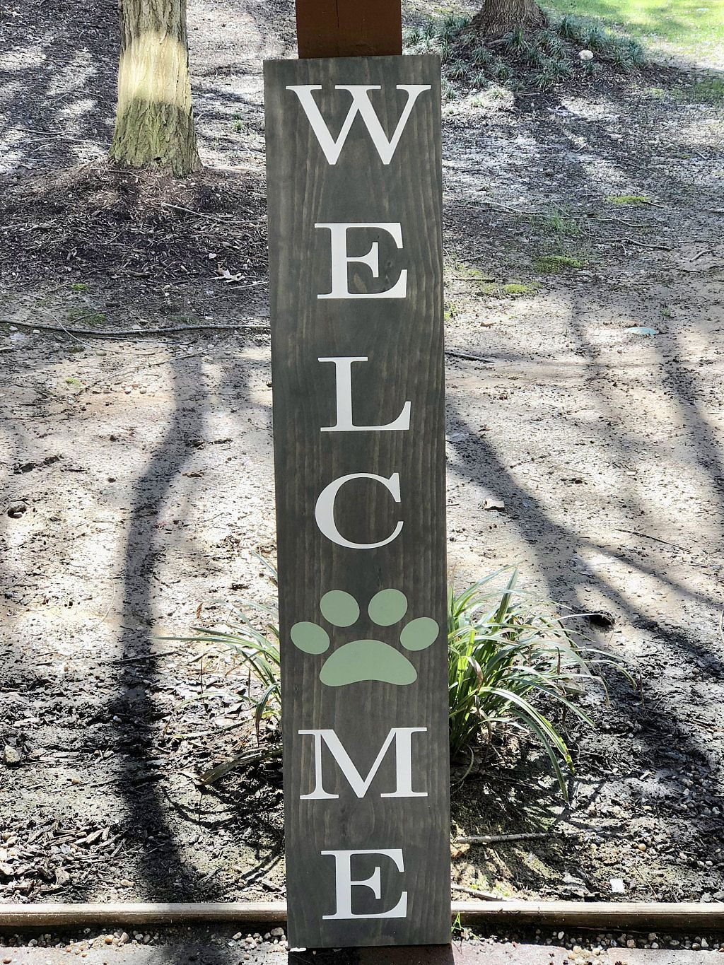 Large Front Porch Sign Welcome Customized Front Porch