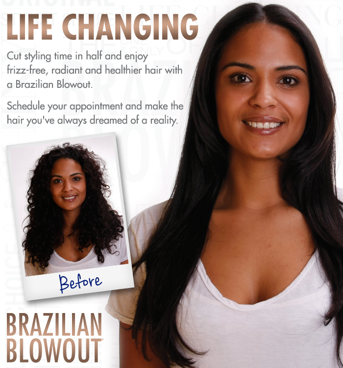 Texas Tanglers is now a Certified Brazilian Blowout Salon