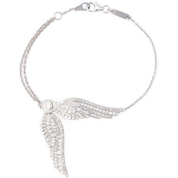 Garrard Diamond Wings Bracelet Winged Bracelet Jewelry Wing Jewelry
