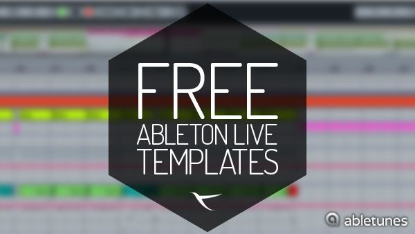 All free Ableton Live templates by Abletunes http://www.blog ...