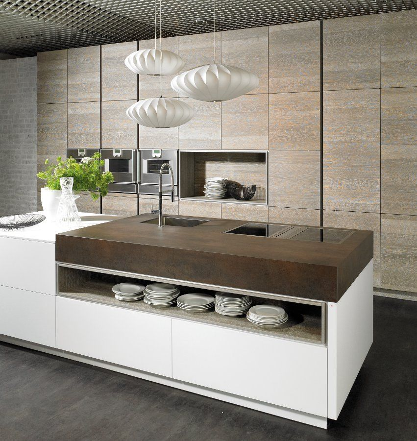 At Imm Cologne Kemie Introduces First Solid Ceramic Worktop
