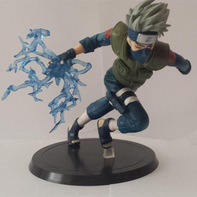 $8.99 (Buy here: http://appdeal.ru/9jrp ) Naruto Action Figures Hatake Kakashi Japanese Anime Naruto Shippuden Figure PVC Toys Models for just $8.99