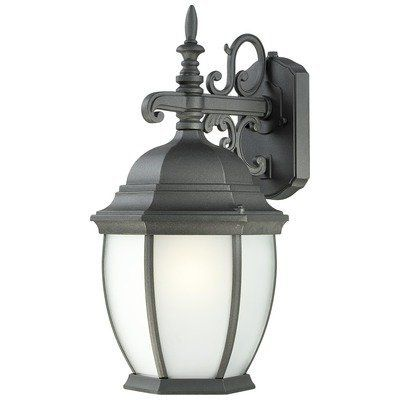 Covington 1x18w Outdoor Wall Lantern In Black By Thomas Lighting 68 00 Pl92297 Features One Light Wall L Outdoor Wall Lantern Thomas Lighting Wall Lantern