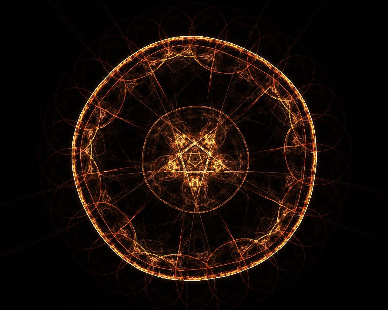 Pentagram Art | pentagram 2 by alchem digital art fractal art 2009 2014 alchem ...