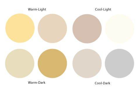 Lt neutrals color analysis all types pinterest warme kleuren kleuren en kleur - Kleur warme kleur cool ...