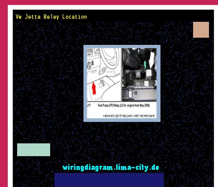 Vw jetta relay location. Wiring Diagram 18243. Amazing