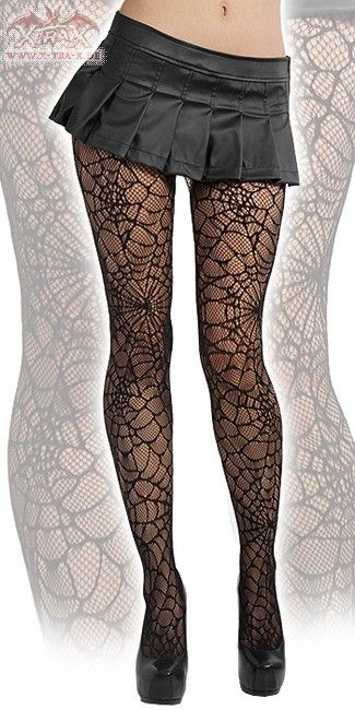 Tights 'Spider Web'
