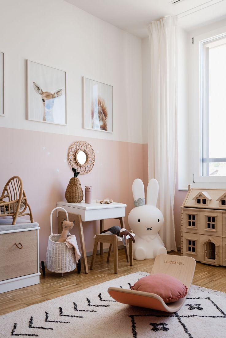 Über die Jahre hat sich unser Mädchenzimmer verändert Erfahrt alles über unser Kinderzimmer