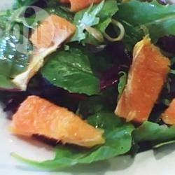 Ensalada de cítricos y lechuga @ allrecipes.com.mx