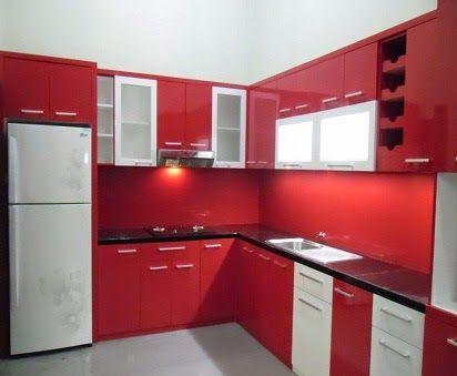 Gambar Kabinet Dapur Moden