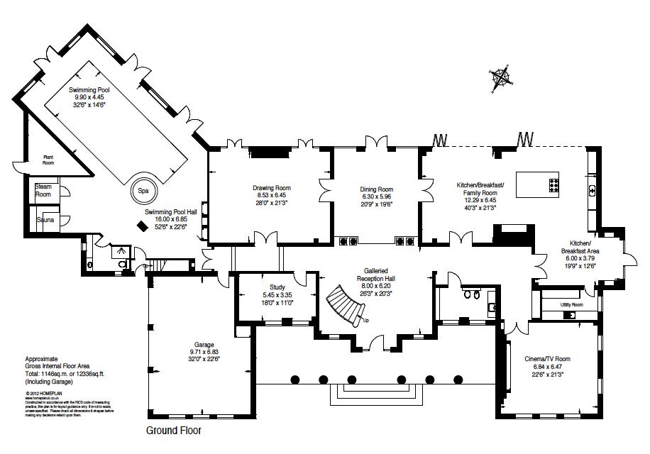 Warreners Lane Main Floor House Floor Plans Floor Plans Rich Home