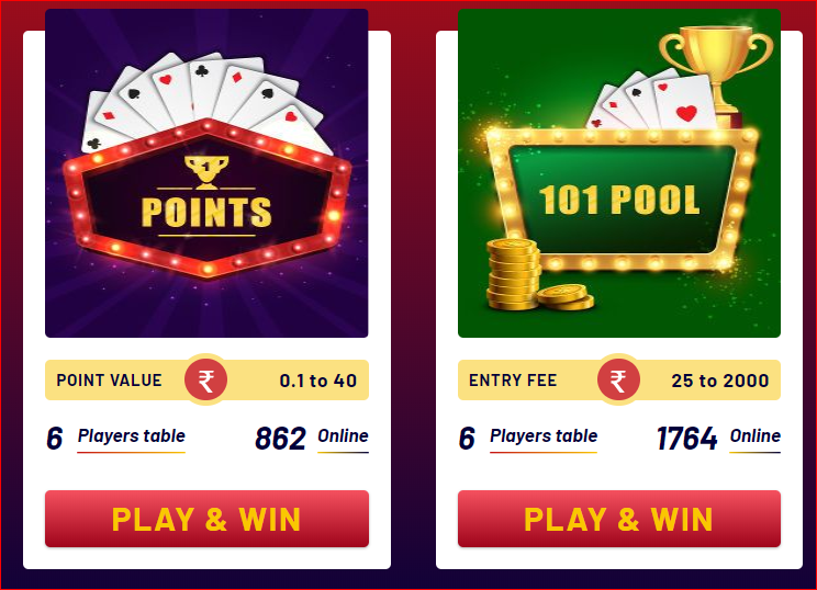 Pin by Praveen on Rummy Online Games How to play rummy