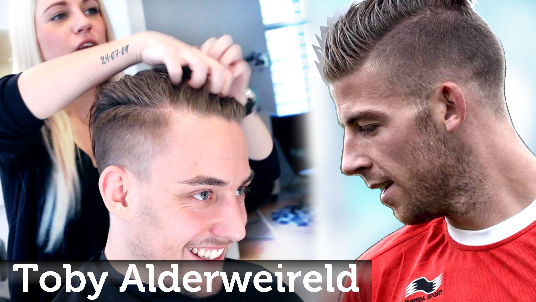 Haircut for men professional toby alderweireld hairstyle  undercut for men  professional