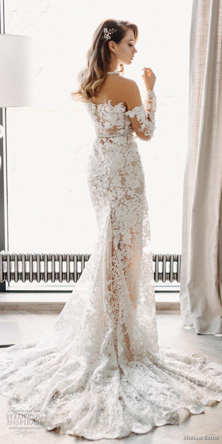 Miriams Braut 2018 Brautkleider | Pinterest | ウェディングドレス、服 ...