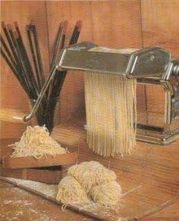 Belajar Di Dapur Cara Membuat Mie Sendiri Mie Resep Makanan