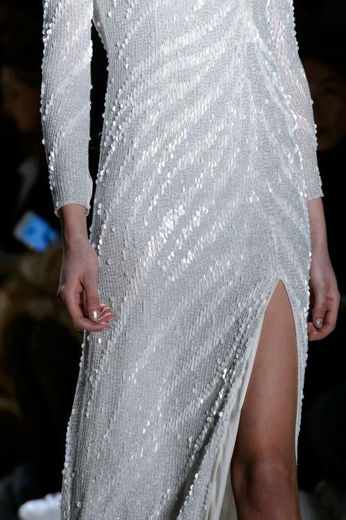 Jenny Packham at New York Fashion Week Fall 2016 (Details)