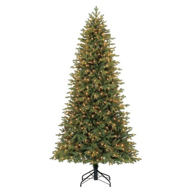 shop holiday living 7 5 ft pre lit norway spruce artificial with lowes  christmas trees - 40 Awesome Lowes Christmas Trees Ideas Christmas Decor & Craft