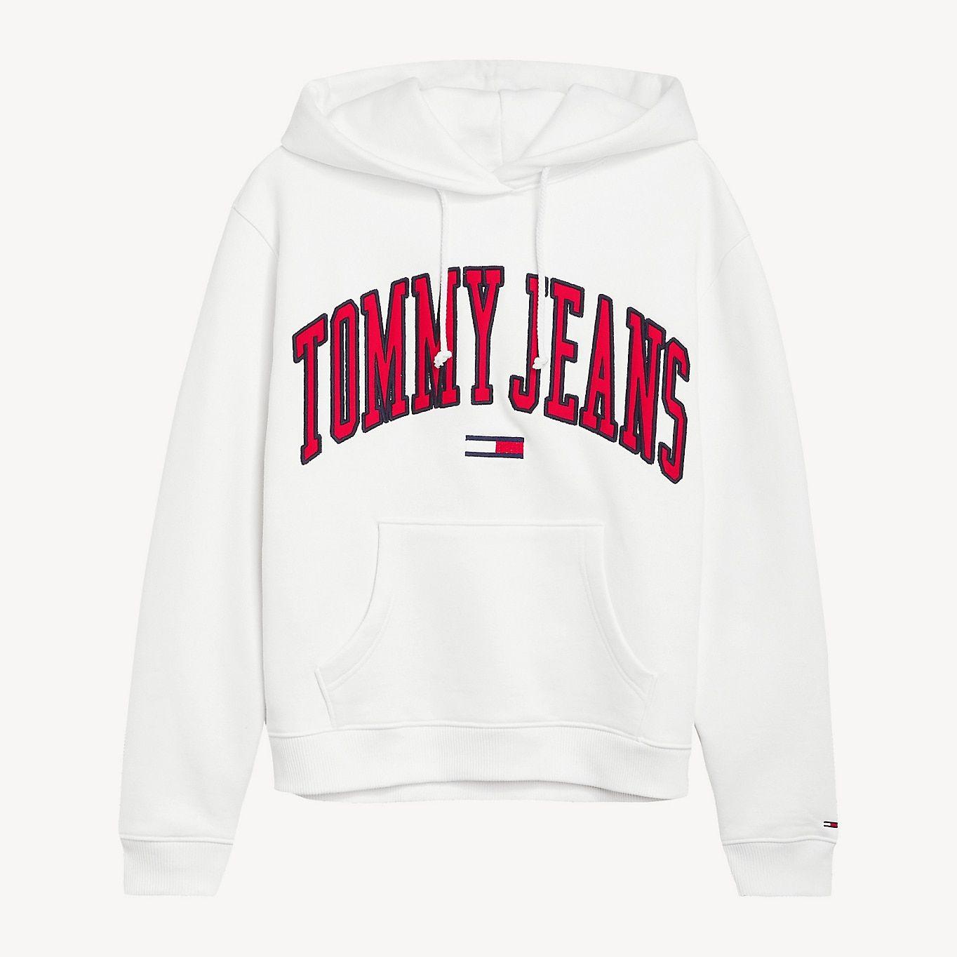 Tommy Classics Drawstring Hoody Tommy Hilfiger Tommy Hilfiger Outfit Tommy Hilfiger Hoodie Tommy Hilfiger Sweatshirt [ 1364 x 1364 Pixel ]