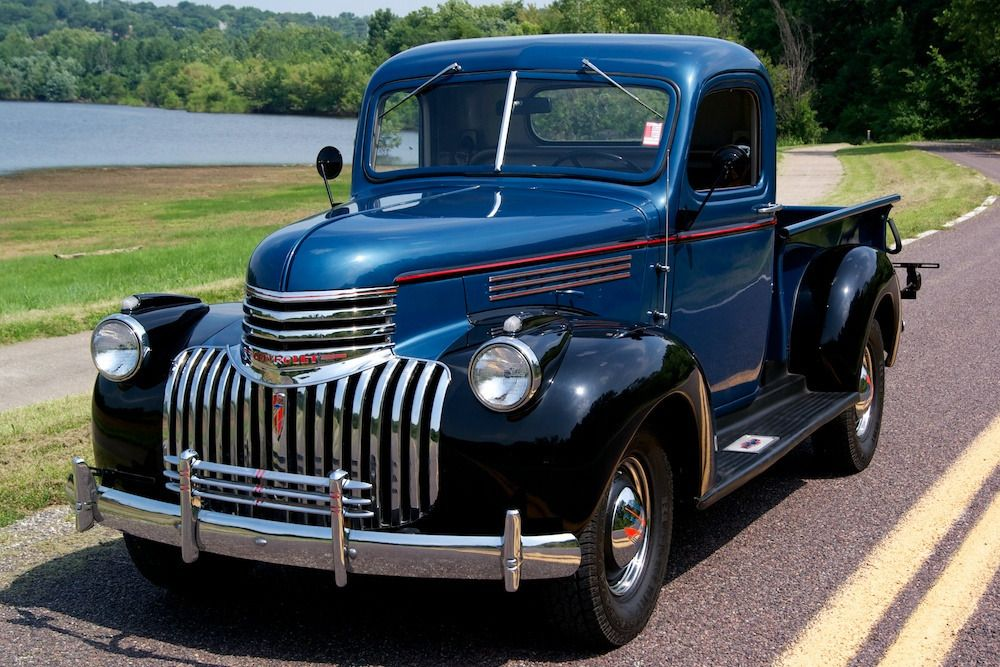 1945 Chevrolet Pickup | MotoeXotica Classic Car Sales | hot rods ...
