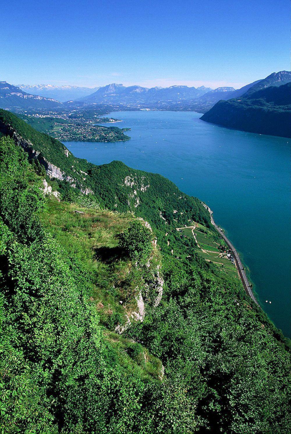 Le lac du Bourget   Office de tourisme Albanais en Pays de