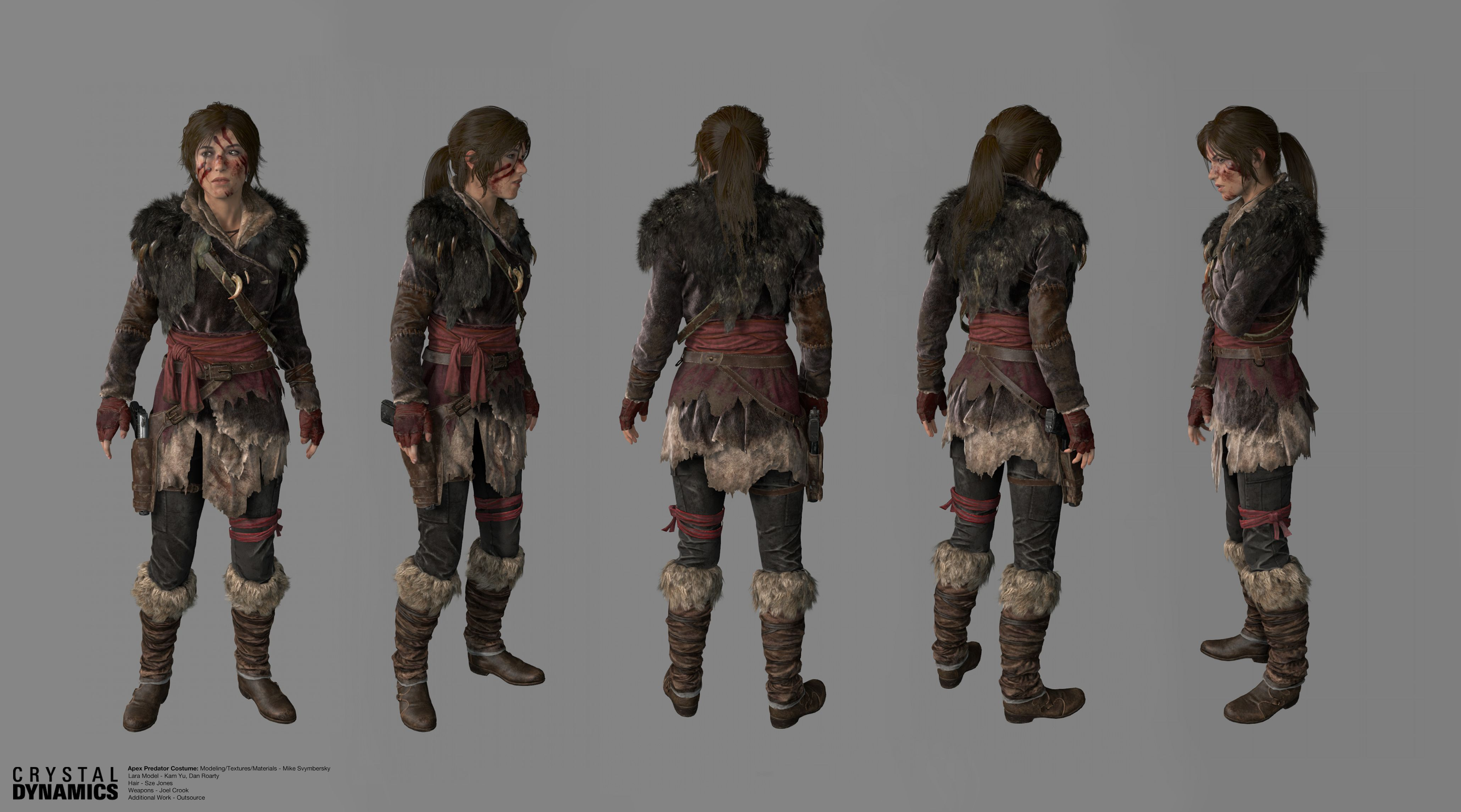 Steam Community Guide Outfits In Rise Of The Tomb Raider