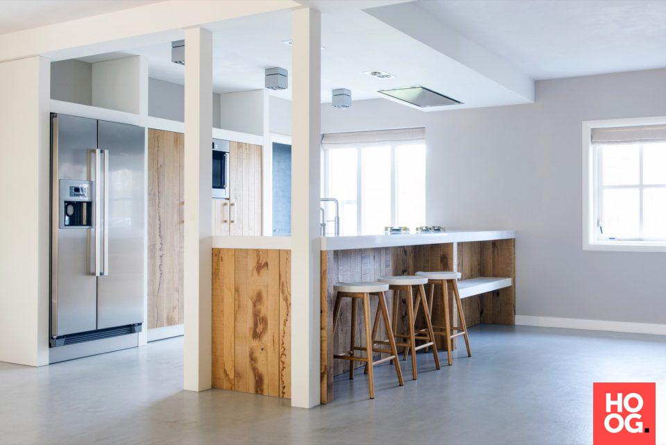Houten keuken ontwerp keuken design kitchen ideas hoog