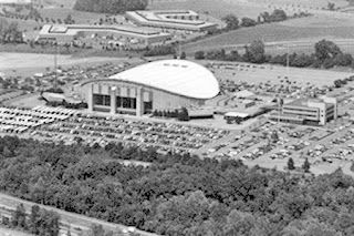 Capital Centre Landover Maryland Great Memories Where We