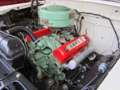 Ford Y Block Engine Motor Hoeden