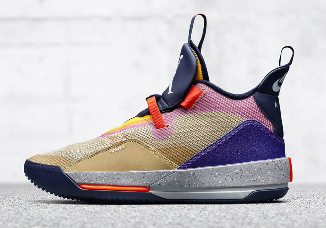 """23ad1a36ab172 Air jordan 33"""" Visible Utility"""" 